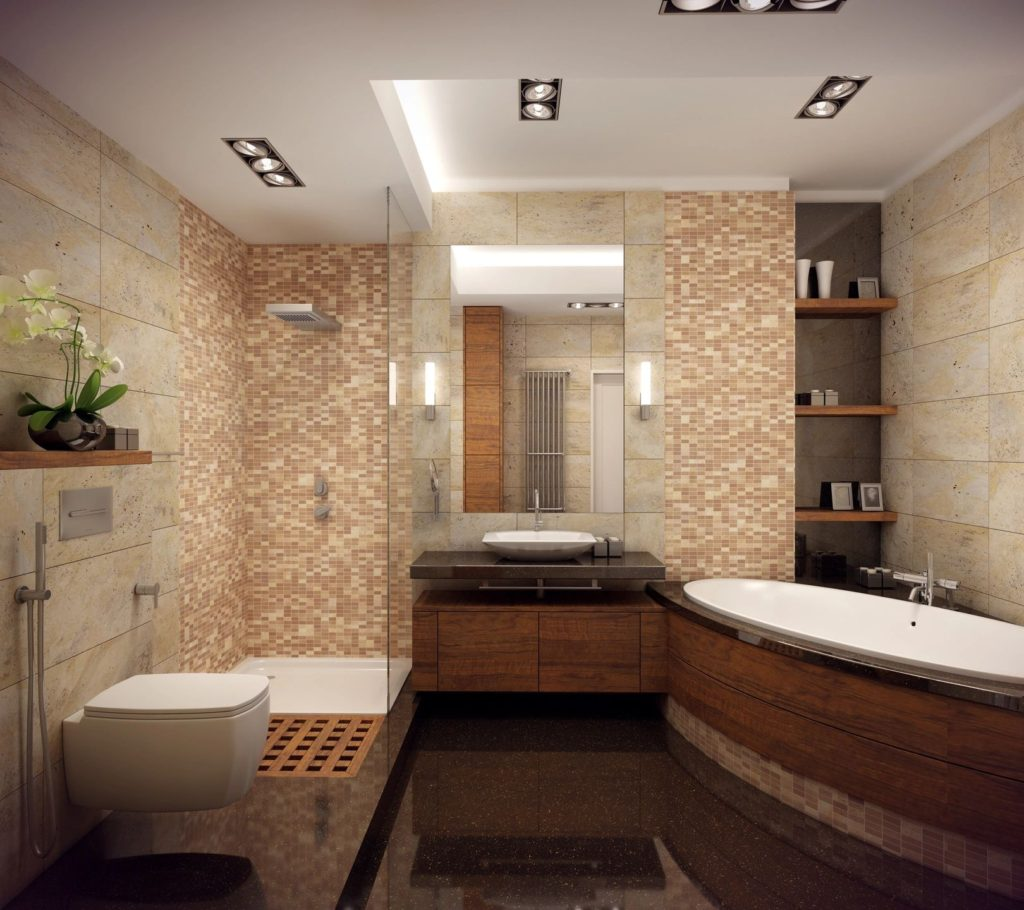 Your design our work. Bathroom. Master Bathroom in New Jersey.